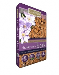 Cambark Chunky Chip Bark (70 Ltr Bags) image